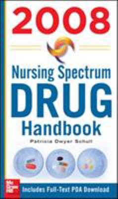 Nursing Spectrum Drug Handbook 9780071489942