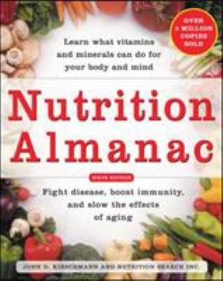 Nutrition Almanac 9780071436588