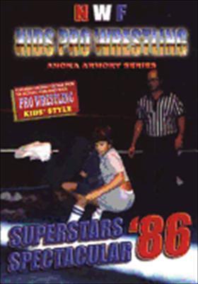 Nwf Kids Pro Wrestling: Superstars Spectacular '86