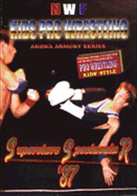 Nwf Kids Pro Wrestling: Superstars Spectacular '87