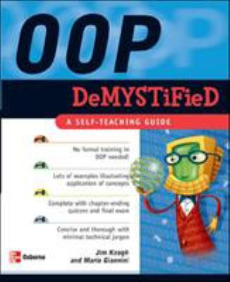 OOP Demystified 9780072253634
