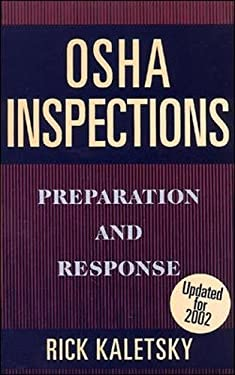 OSHA Inspections 9780070331600