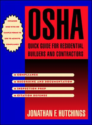 OSHA Quick Guide for Resdential Builders and Contractors [With Disk] 9780070318366