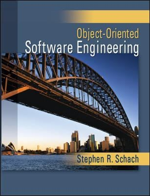 Object-Oriented Software Engineering 9780073523330