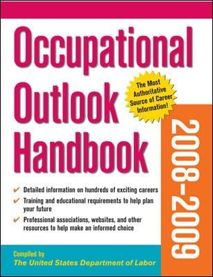 Occupational Outlook Handbook 9780071492140