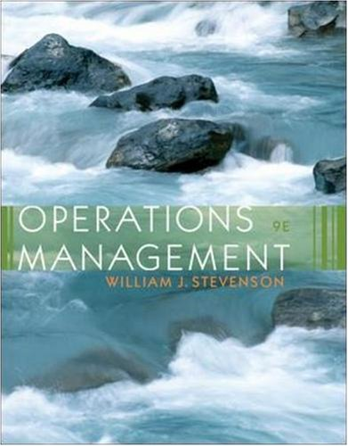 Operations Management with Student DVD [With DVD] 9780073290942