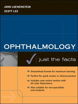Ophthalmology: Just the Facts 9780071403320