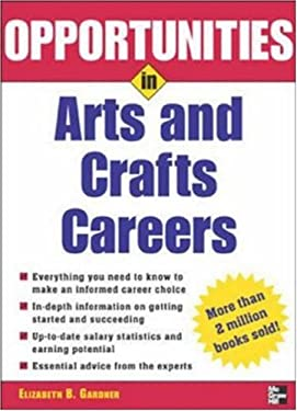 Opportunities in Arts and Crafts Careers 9780071448499