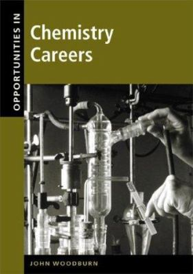 Opportunities in Chemistry Careers 9780071387187