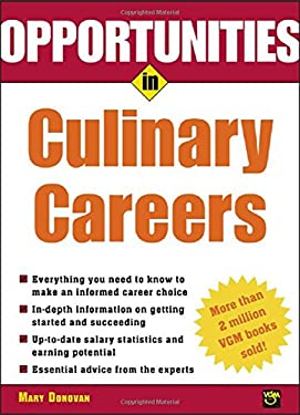 Opportunities in Culinary Careers 9780071411486