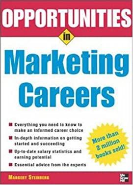 Opportunities in Marketing Careers 9780071448987
