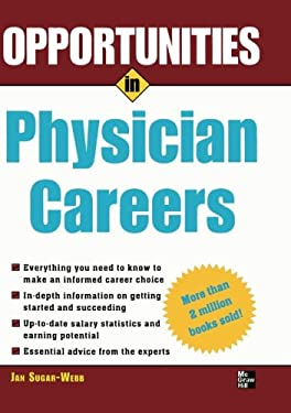 Opportunities in Physician Careers 9780071438483