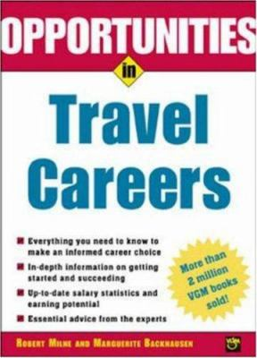 Opportunities in Travel Careers 9780071405898