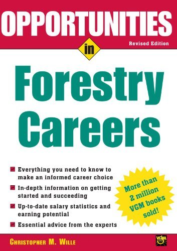 Opportunties in Forestry Careers 9780071411516