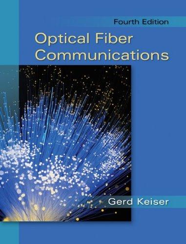 Optical Fiber Communications 9780073380711