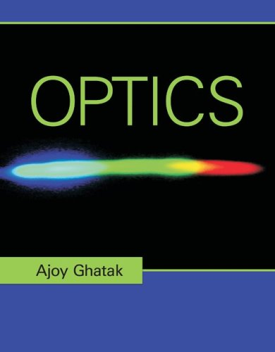Optics 9780073380483