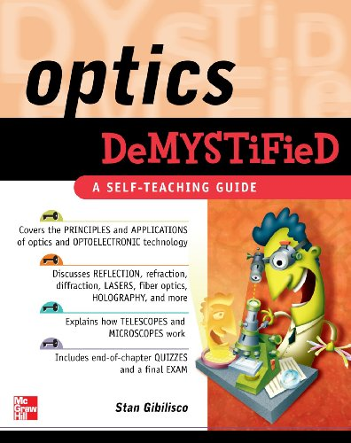 Optics Demystified 9780071494496