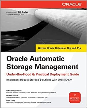 Oracle Automatic Storage Management: Under-The-Hood & Practical Deployment Guide 9780071496070