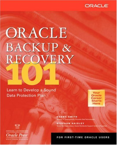 Oracle Backup & Recovery 101 9780072194616