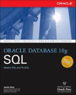 Oracle Database 10g SQL 9780072229813