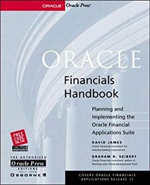 Oracle Financials Handbook 9780078823756