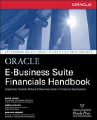 Oracle Financials Handbook 9780072132304