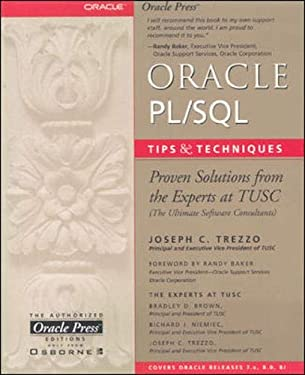 Oracle PL/SQL Tips and Techniques 9780078824388
