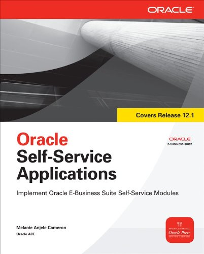 Oracle Self-Service Applications 9780071713306