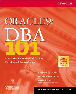 Oracle9i DBA 101 9780072224740