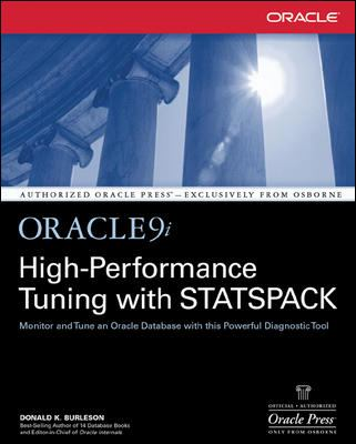Oracle9i High Performance Tuning with Statspack 9780072223606