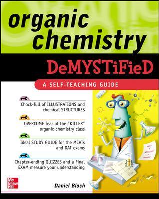 Organic Chemistry Demystified 9780071459204