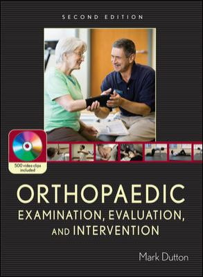 Orthopaedic Examination, Evaluation, and Intervention [With DVD] 9780071474016