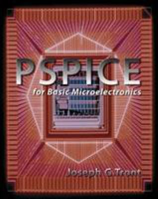 PSPICE for Basic Microelectronics [With CDROM] 9780073263205
