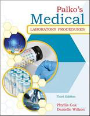 Palko's Medical Laboratory Procedures 9780073401959