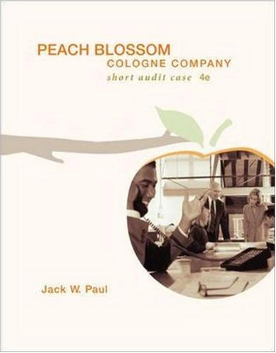 Peach Blossom Cologne Company with CD [With CDROM] 9780073276595