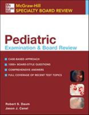 Pediatric Examination & Board Review 9780071423786