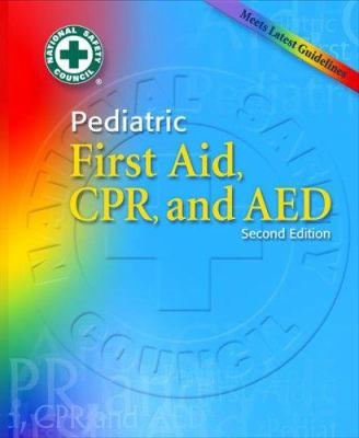 Pediatric First Aid, CPR and AED 9780073297019