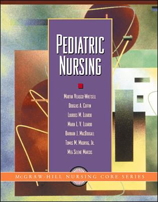 Pediatric Nursing 9780070700093