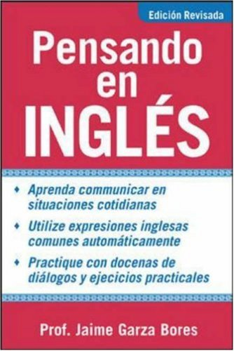 Pensando En Ingles = Thinking about English 9780071440073