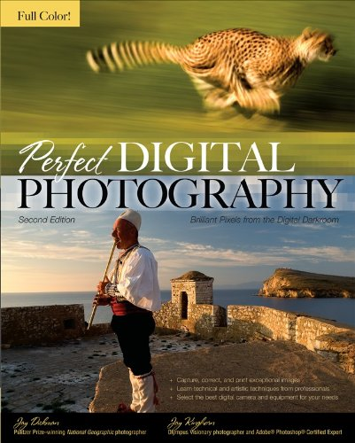 Perfect Digital Photography 9780071601665