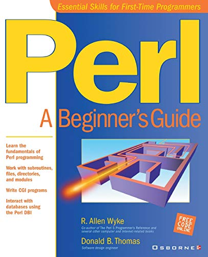 Perl: A Beginner's Guide 9780072129571