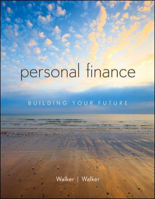 Personal Finance: Building Your Future 9780073530659