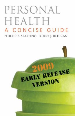 Personal Health: A Concise Guide 9780077321451