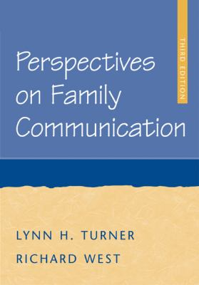 Perspectives on Family Communication 9780072862928