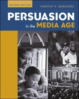 Persuasion in the Media Age with Powerweb 9780072993370