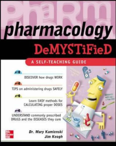 Pharmacology Demystified 9780071462082