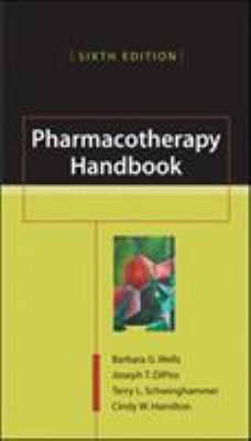 Pharmacotherapy Handbook 9780071433228