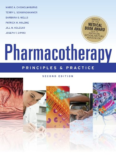 Pharmacotherapy Principles and Practice, Second Edition 9780071621809