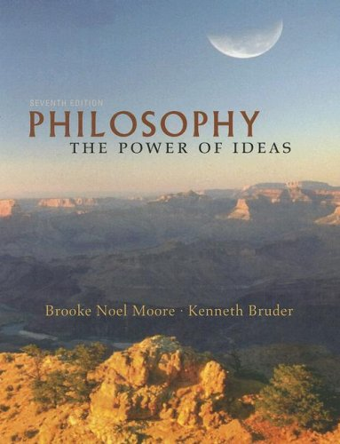 Philosophy: The Power of Ideas 9780073535722