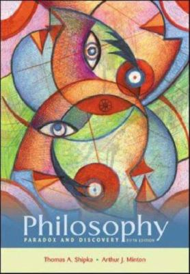 Philosophy: Paradox and Discovery with Powerweb: Philosophy 9780073022147